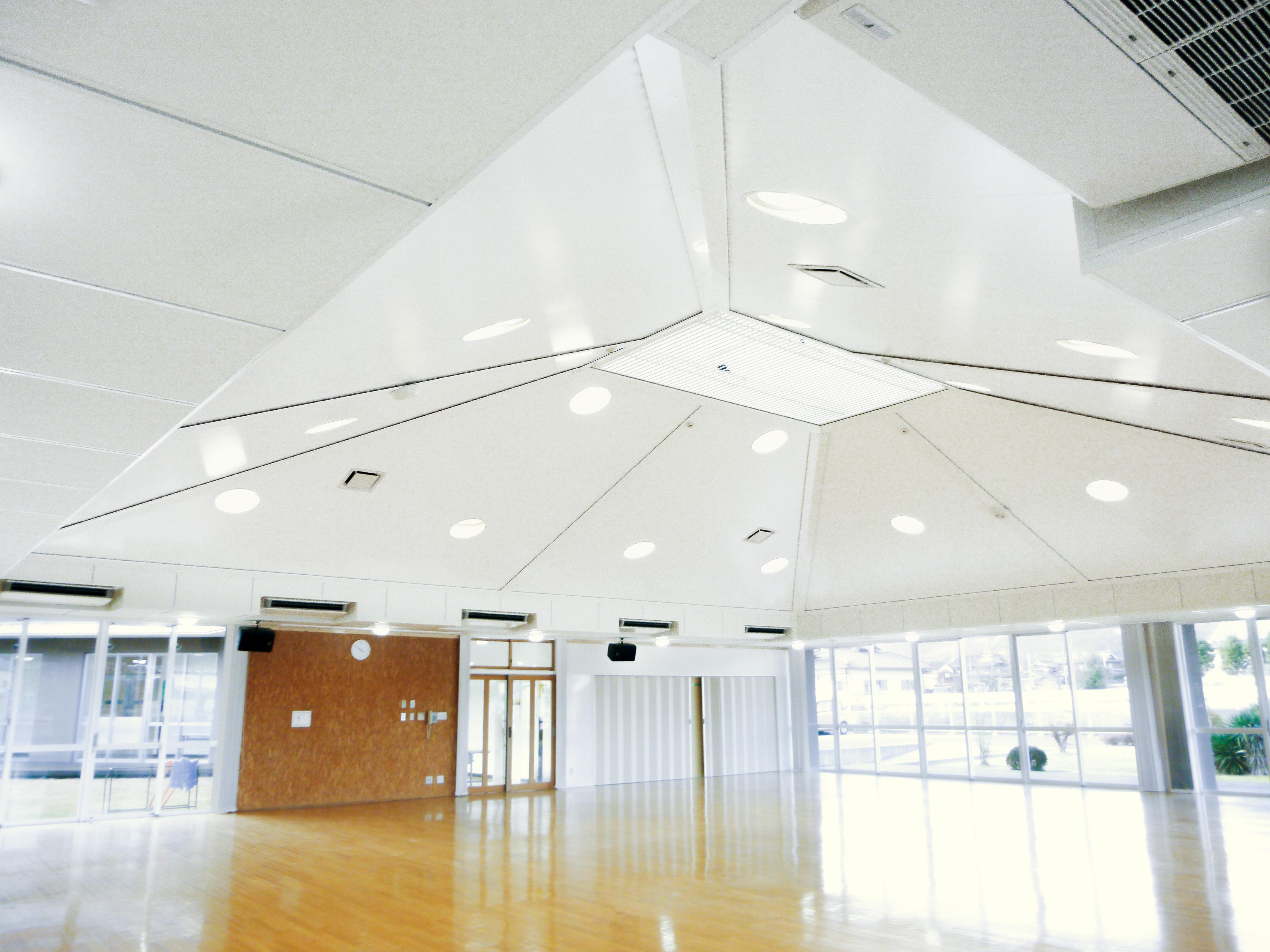 岡山県 勝北中学校